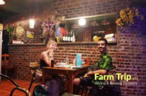 khuân viên Ninh Binh Bamboo Farmstay
