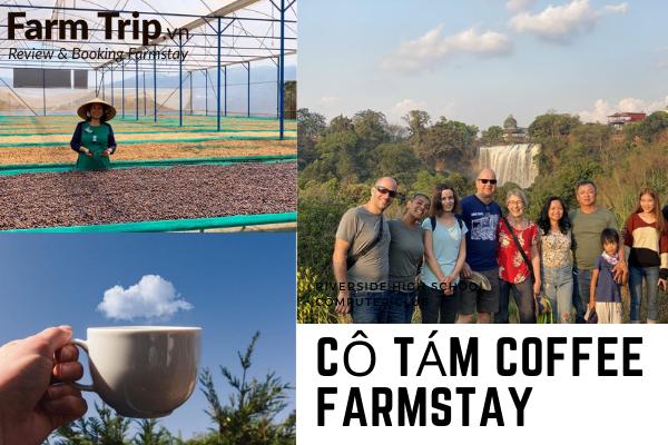 Cô Tám Coffee Farmstay