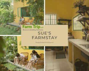 Giới thiệu Sue's farmstay