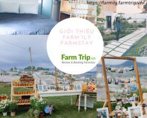 Giới thiệu Farm'ily Farmstay